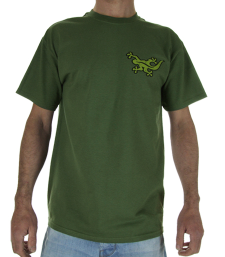 T1 Military Green - Image 1
